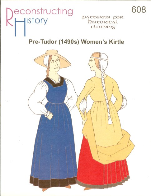 Image for RH608: PRE-TUDOR (1490S) WOMEN'S KIRTLE
