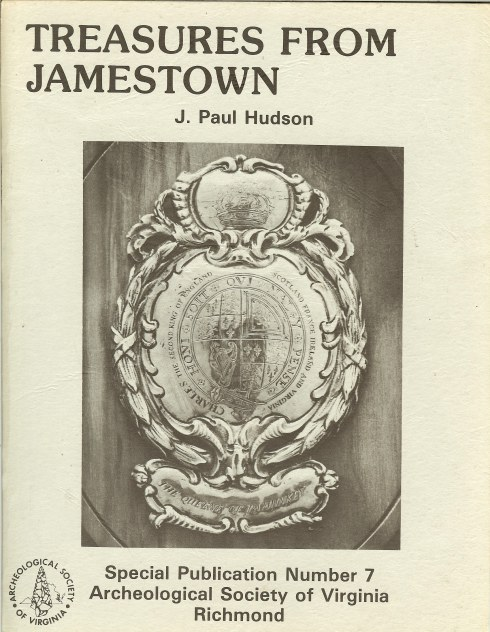 Image for TREASURES FROM JAMESTOWN