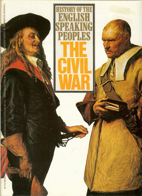 Image for HISTORY OF THE ENGLISH SPEAKING PEOPLES NO.48: THE CIVIL WAR