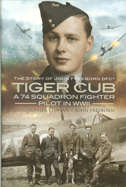 Image for TIGER CUB: A 74 SQUADRON FIGHTER PILOT IN WORLD WAR II: THE STORY OF JOHN CONNELL FREEBORN DFC