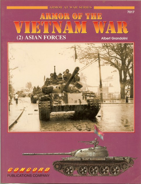 Image for ARMOR OF THE VIETNAM WAR (2) ASIAN FORCES