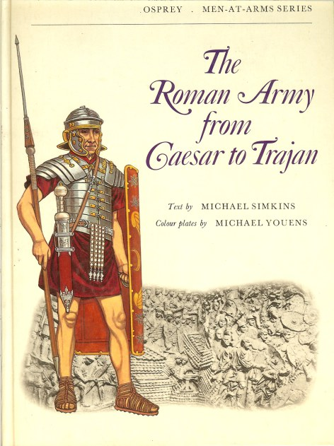 Image for THE ROMAN ARMY FROM CAESAR TO TRAJAN