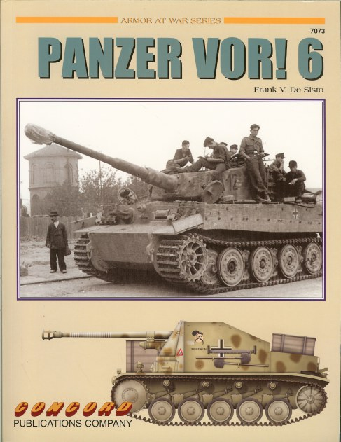 Image for PANZER VOR! 6