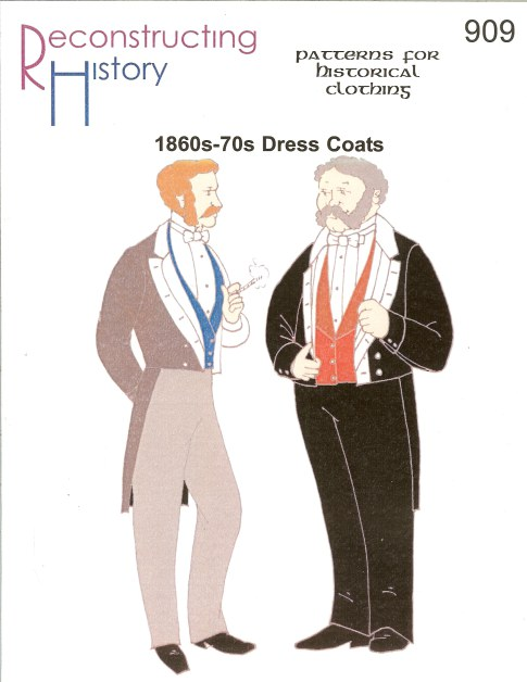 Image for RH909: 1860S-70S DRESS COATS