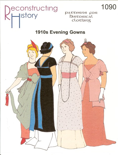 Image for RH1090: LADIES' 1910S EVENING GOWNS