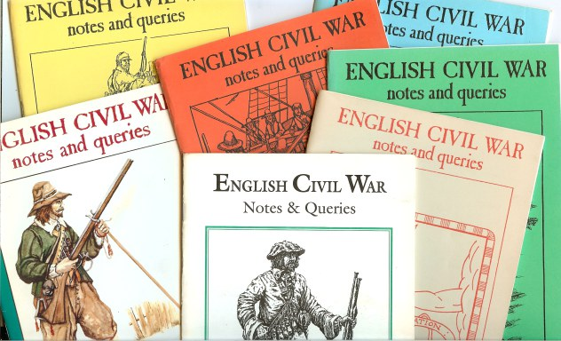 Image for ENGLISH CIVIL WAR NOTES AND QUERIES:  BACK ISSUES AVAILABLE