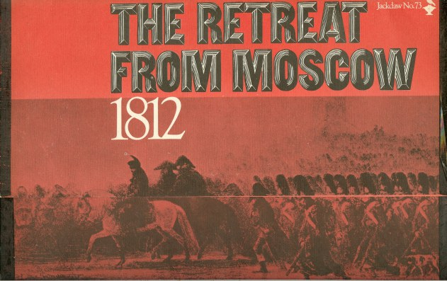 Image for JACKDAW NO.73: THE RETREAT FROM MOSCOW 1812