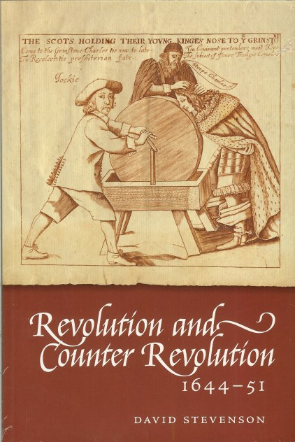 Image for REVOLUTION AND COUNTER REVOLUTION 1644-1651