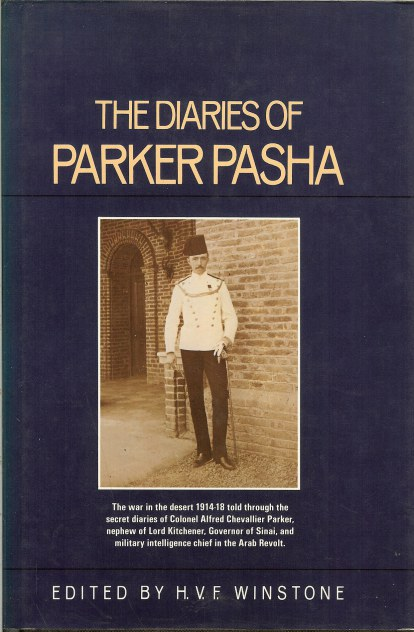 Image for THE DIARIES OF PARKER PASHA