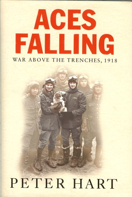 Image for ACES FALLING: WAR ABOVE THE TRENCHES 1918