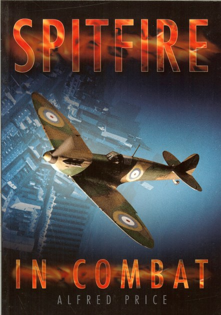 Image for SPITFIRE IN COMBAT