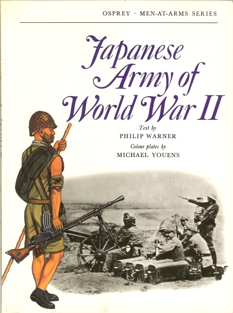 Image for JAPANESE ARMY OF WORLD WAR II
