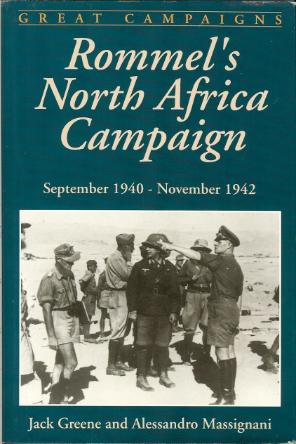 Image for ROMMEL'S NORTH AFRICA CAMPAIGN: SEPTEMBER 1940 - NOVEMBER 1942