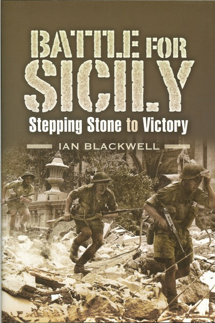 Image for BATTLE FOR SICILY: STEPPING STONE TO VICTORY