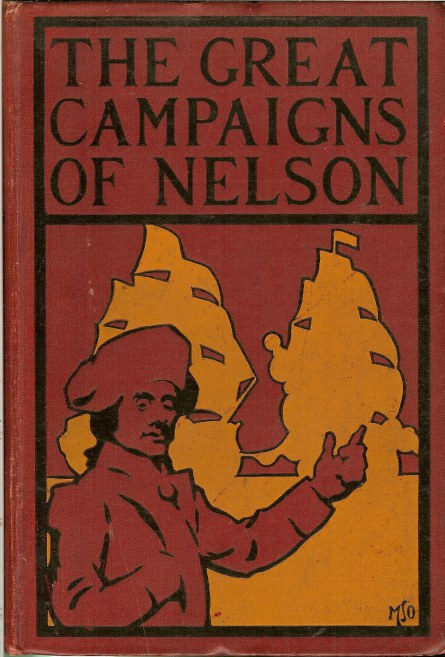 Image for THE GREAT CAMPAIGNS OF NELSON