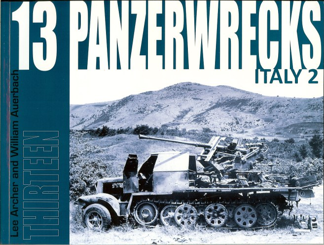 Image for PANZERWRECKS 13: ITALY 2