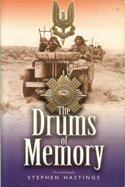 Image for THE DRUMS OF MEMORY: AN AUTOBIOGRAPHY
