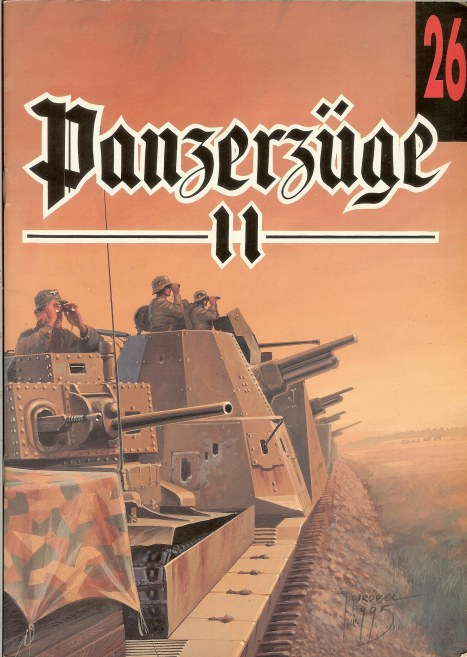 Image for PANZERZUGE VOL. II