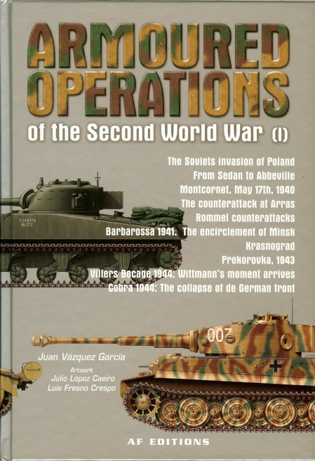 Image for ARMOURED OPERATIONS OF THE SECOND WORLD WAR (1)