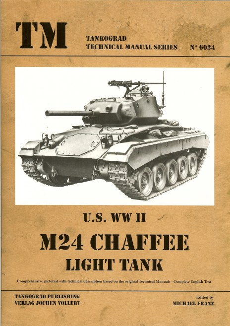 Image for US WWII M24 CHAFFEE LIGHT TANK