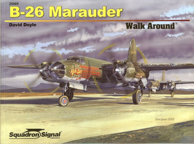 Image for B-26 MARAUDER WALK AROUND