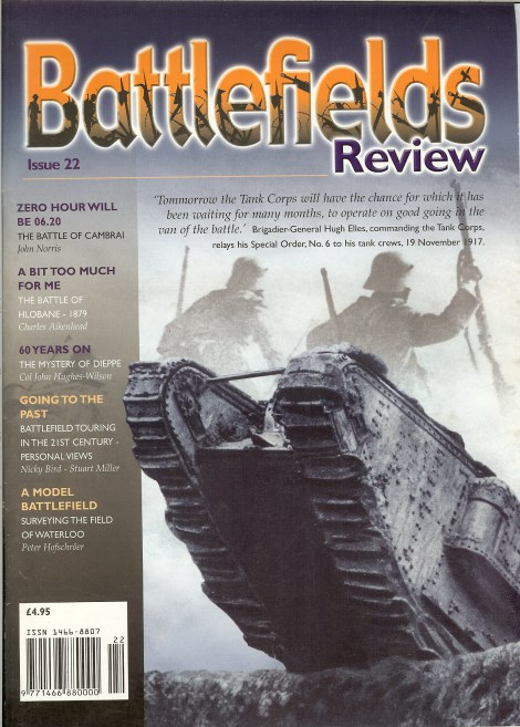 Image for BATTLEFIELDS REVIEW ISSUE NO.22