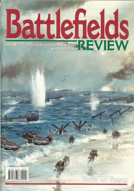 Image for BATTLEFIELDS REVIEW ISSUE NO.2