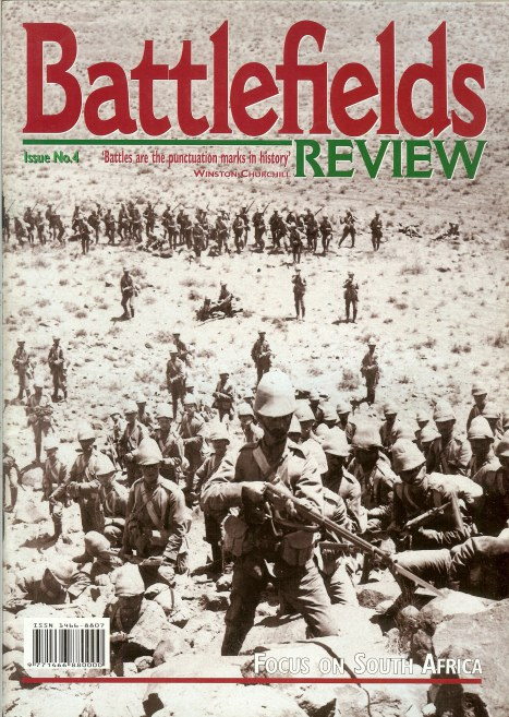Image for BATTLEFIELDS REVIEW ISSUE NO.4