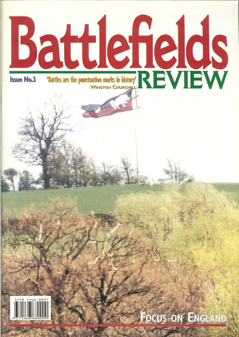 Image for BATTLEFIELDS REVIEW ISSUE NO.3