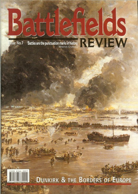 Image for BATTLEFIELDS REVIEW ISSUE NO.7