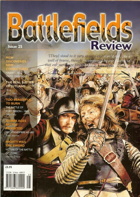 Image for BATTLEFIELDS REVIEW ISSUE NO.25