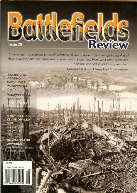 Image for BATTLEFIELDS REVIEW ISSUE NO.20