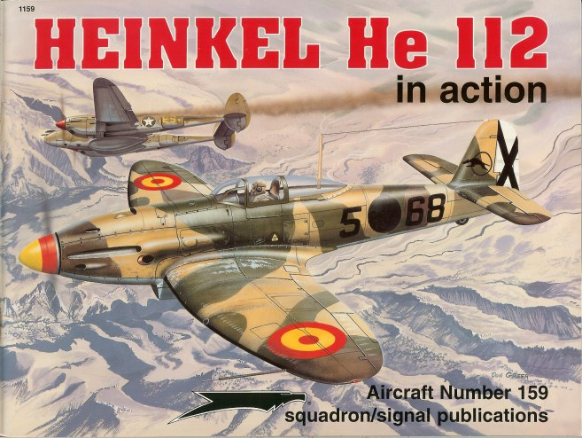 Image for HEINKEL HE 112 IN ACTION