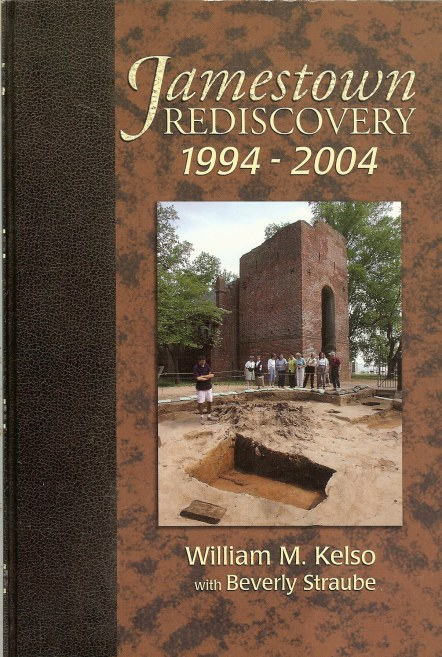 Image for JAMESTOWN REDISCOVERY 1994-2004