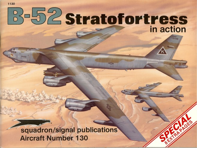 Image for B-52 STRATOFORTRESS IN ACTION