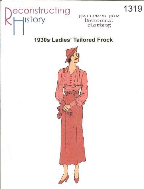 Image for RH1319: 1930S LADIES' TAILORED FROCK