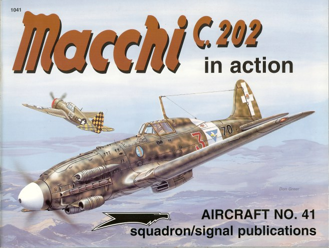Image for MACCHI C.202 IN ACTION