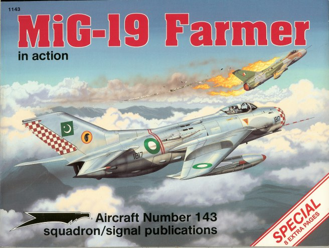 Image for MIG-19 FARMER IN ACTION