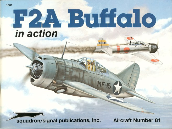 Image for F2A BUFFALO IN ACTION