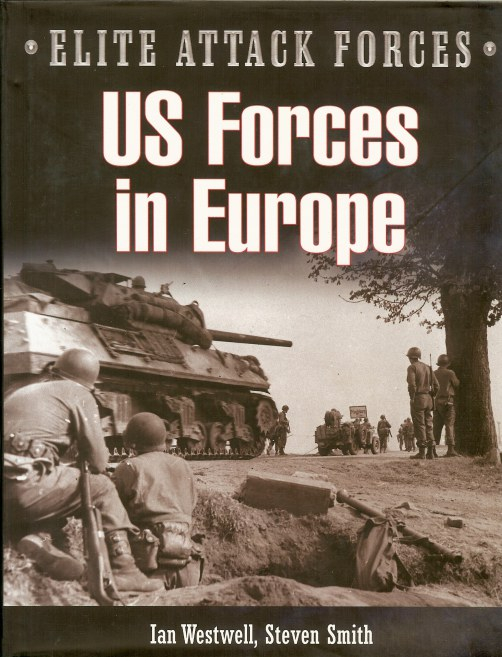 Image for ELITE ATTACK FORCES: US FORCES IN EUROPE