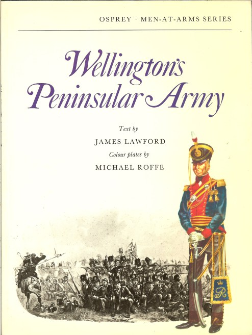 Image for WELLINGTON'S PENINSULAR ARMY