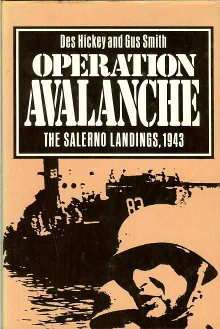 Image for OPERATION AVALANCHE : THE SALERNO LANDINGS, 1943