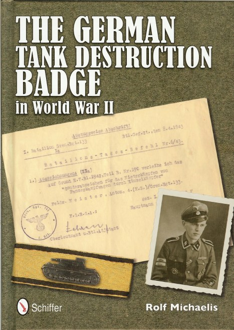 Image for THE GERMAN TANK DESTRUCTION BADGE IN WORLD WAR II