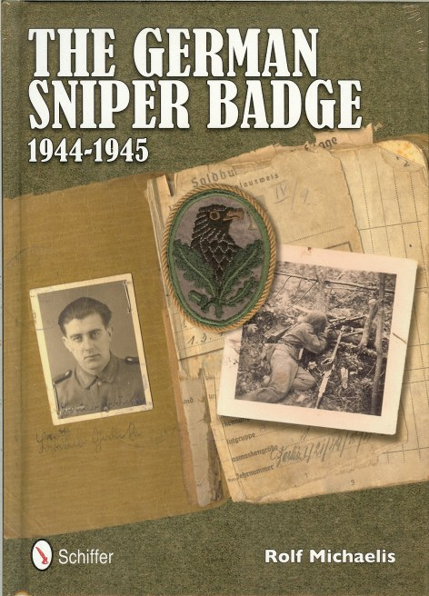 Image for THE GERMAN SNIPER BADGE 1944-1945