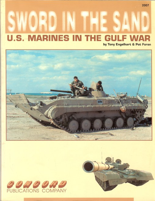 Image for SWORD IN THE SAND: US MARINES IN THE GULF WAR
