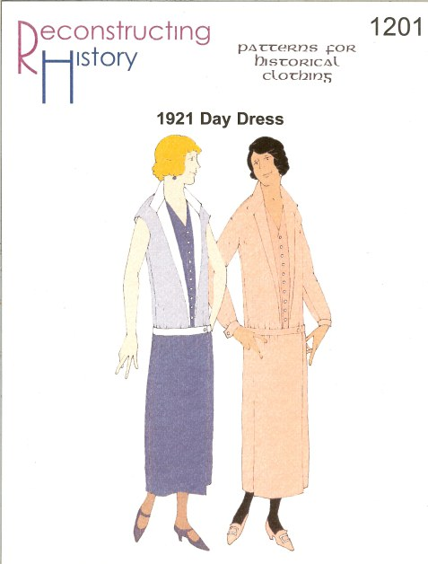 Image for RH1201: 1921 DAY DRESS