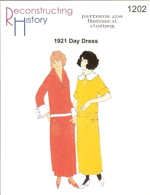 Image for RH1202: 1921 DAY DRESS