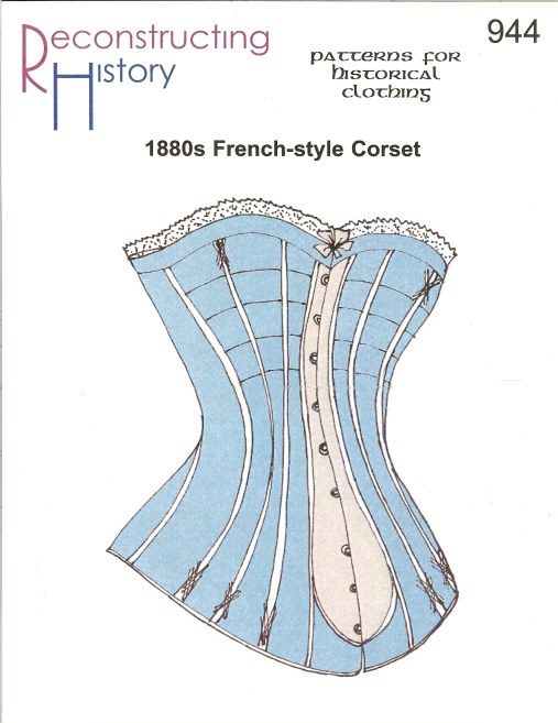 Image for RH944: 1880S FRENCH-STYLE CORSET