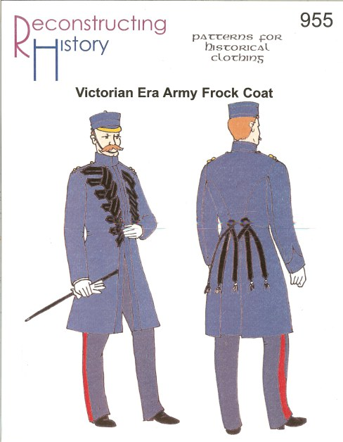 Image for RH955: VICTORIAN ERA ARMY FROCK COAT
