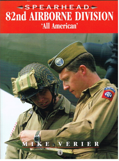 Image for SPEARHEAD 4: 82ND AIRBORNE DIVISION 'ALL AMERICAN'